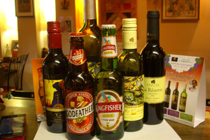 スパイス料理と一緒ならインドのお酒!ビール、ウイスキー、ワイン、ラムが飲めます