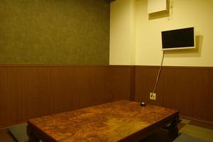 ○ 座敷他テーブル席も用意