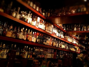 お酒も多数ご用意。飲んだことがない日本酒や焼酎も!