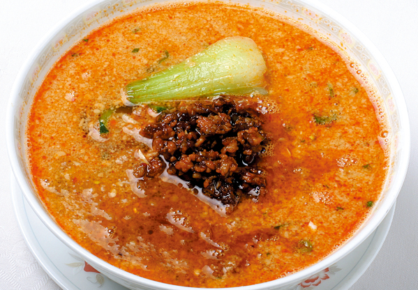 特製タンタン麺