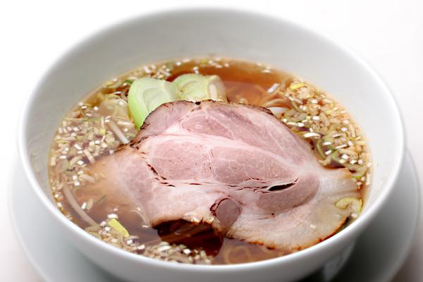 光麺(醤油ラーメン)