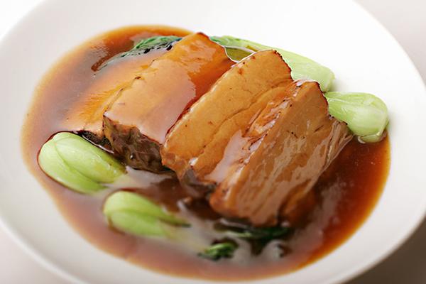 豚肉の角煮
