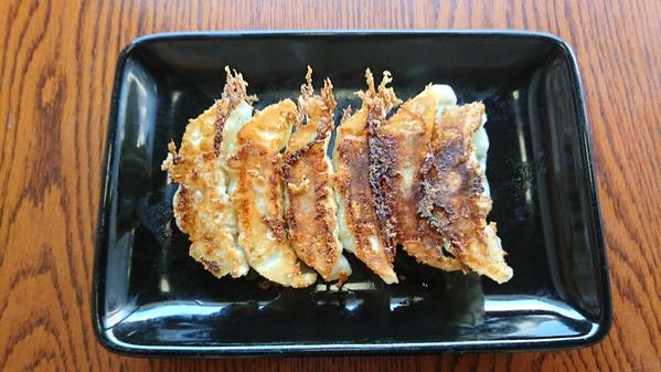 餃子(6個) / 野菜餃子(6個) /