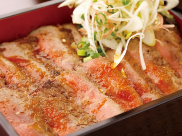 ■ステーキ重