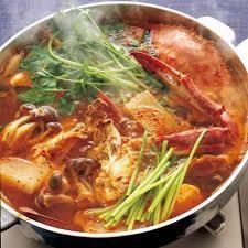 海鮮鍋(2人前以上)