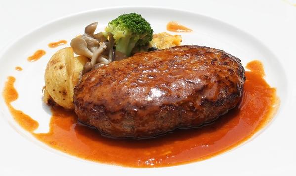 ●ハンバーグステーキ
