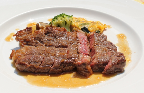 ●牛ステーキ150g 単品
