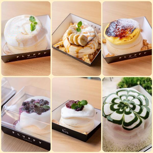 ★冷やしゅわホールケーキ 6種類