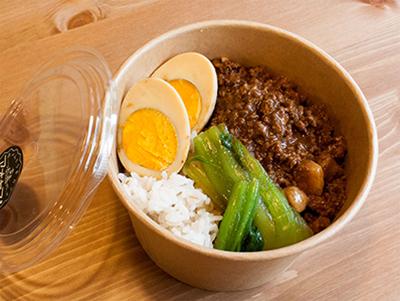 魯肉飯(ルーローハン)弁当