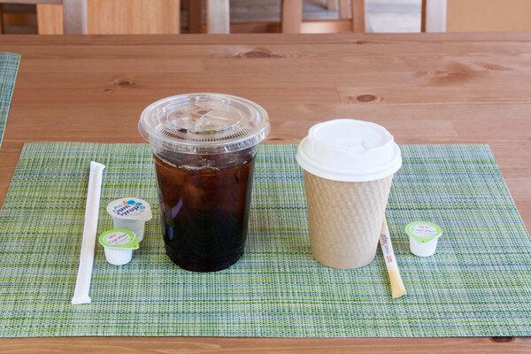 コーヒーセット(ホット/アイス)