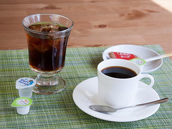 ドリンクセット-コーヒー(ホット/アイス)