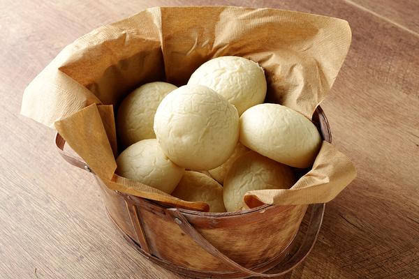特製ふわふわ白パン