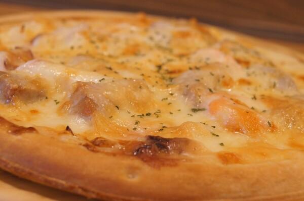 シーフードピザ 1枚/ハーフ