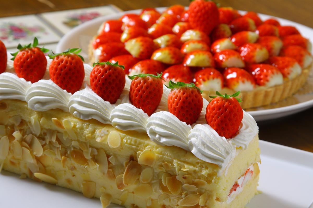 ◆テイクアウトケーキ取り置きできます!◆