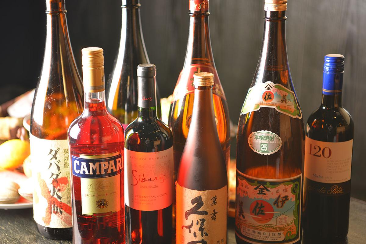 お酒 各種
