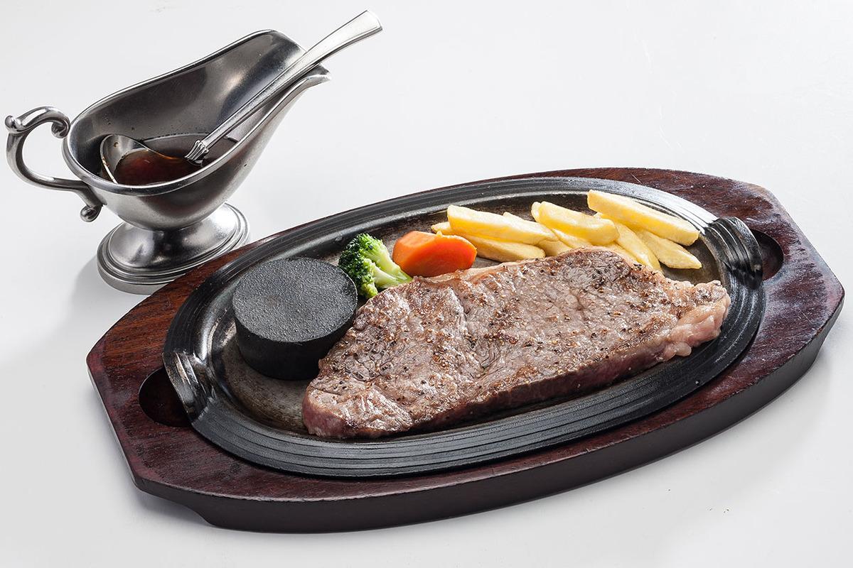 和牛のサーロインステーキ(150g)