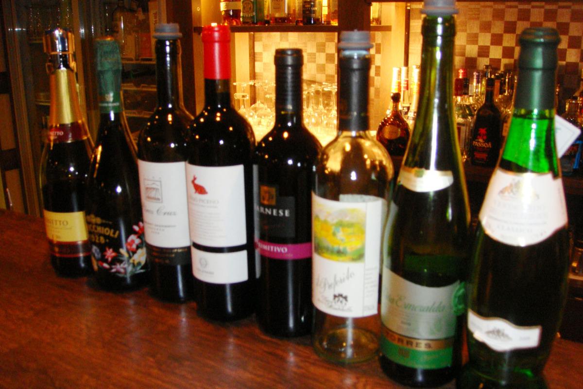 グラスワイン 約10種