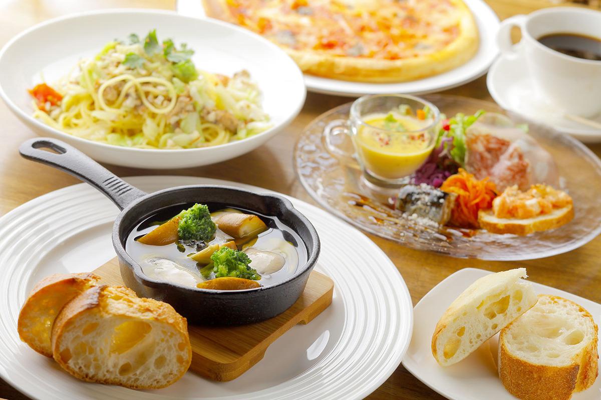 Dinnerシェアコース(2名様~)