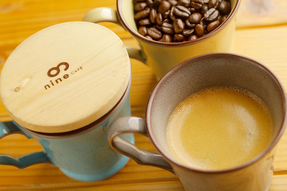 ブレンドコーヒー(hot)