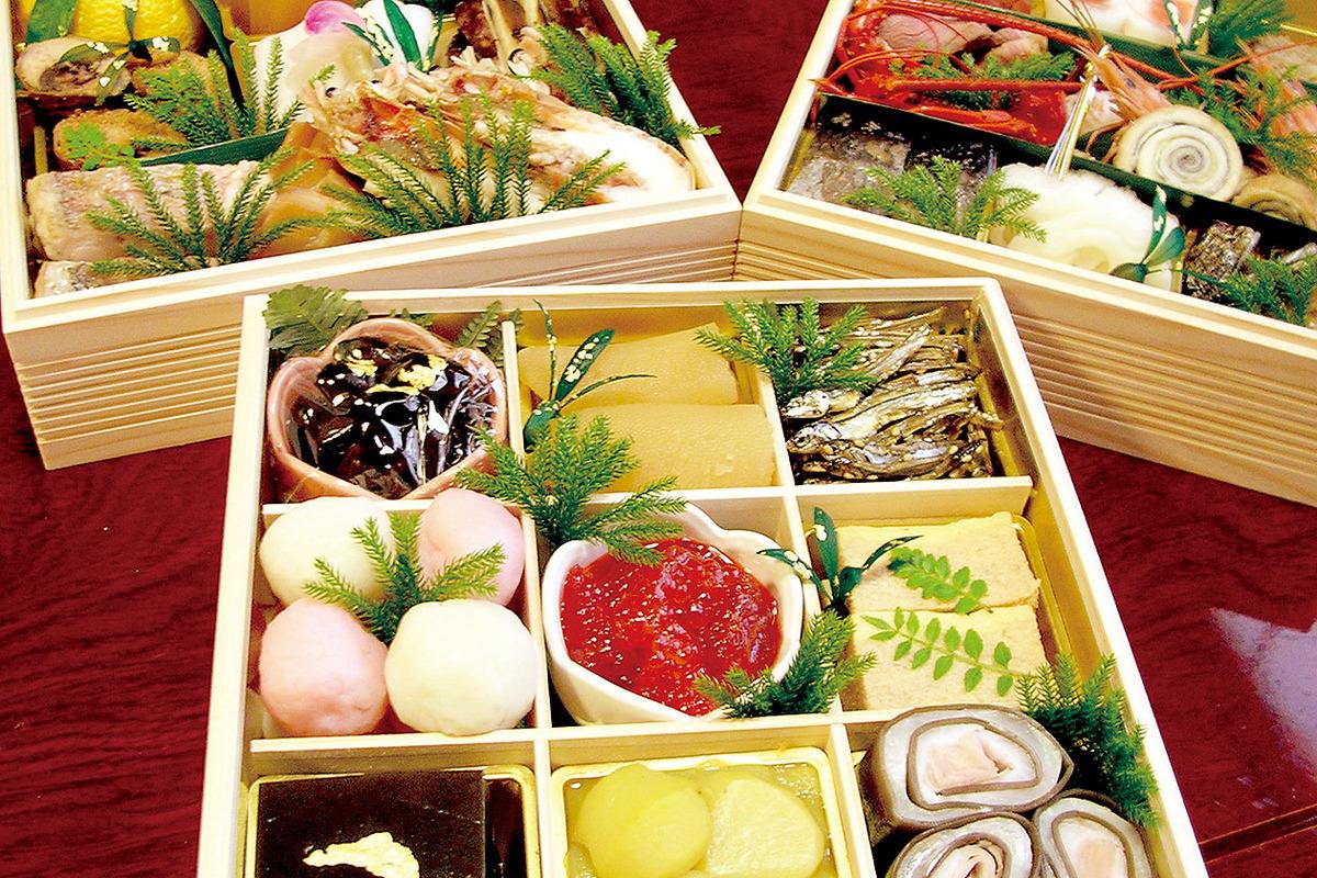 京の手作りおせち料理(5~6人前)