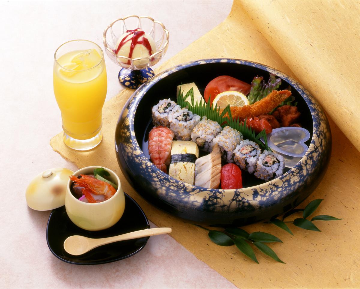 お子様寿司
