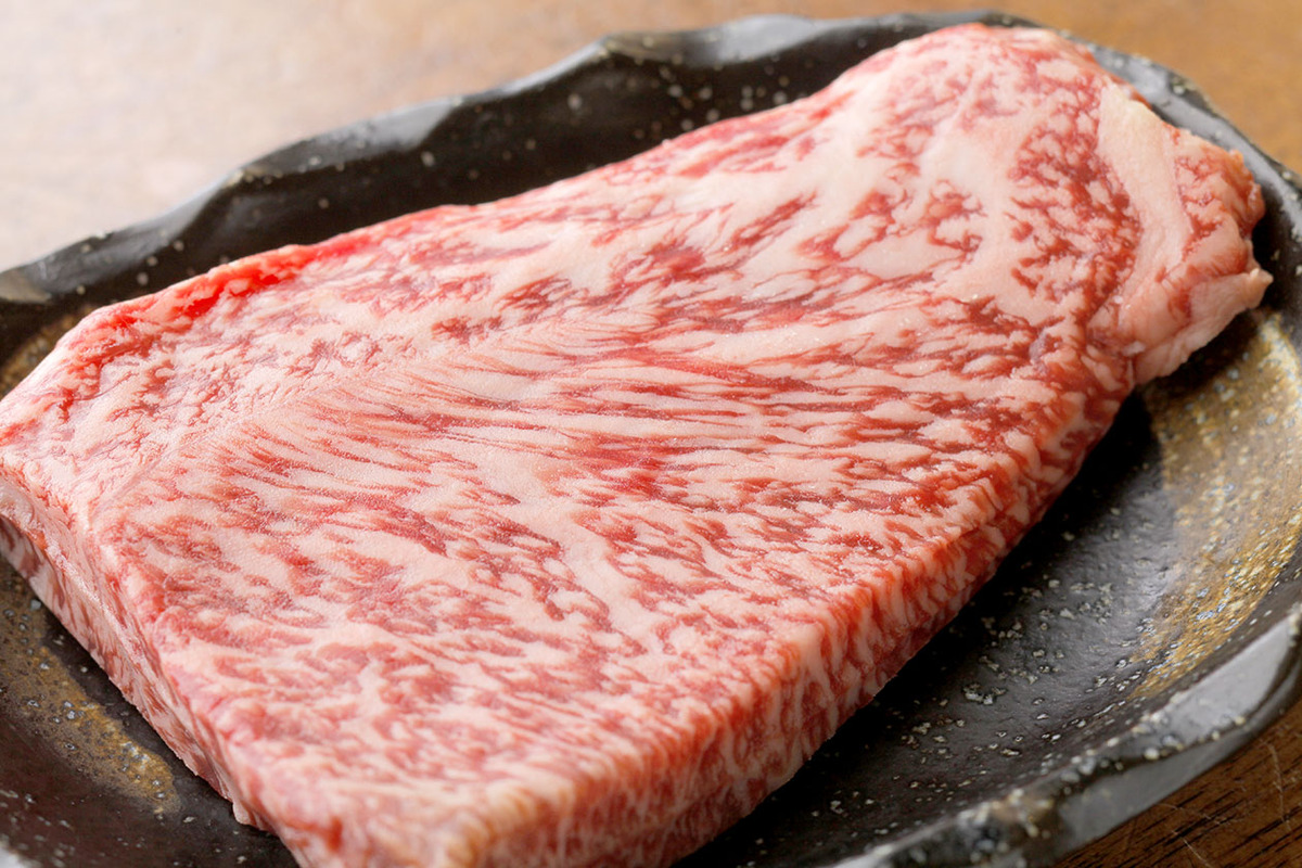 赤身ステーキ(約120g)