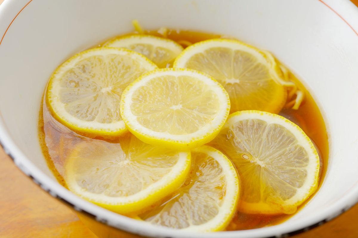 レモンラーメン(温)