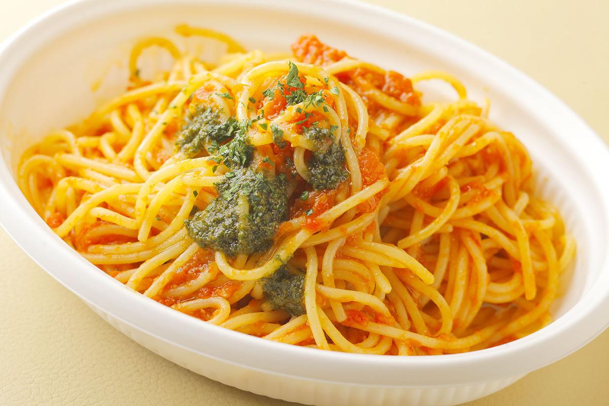 トマトとモッツアレラのポモドーロ