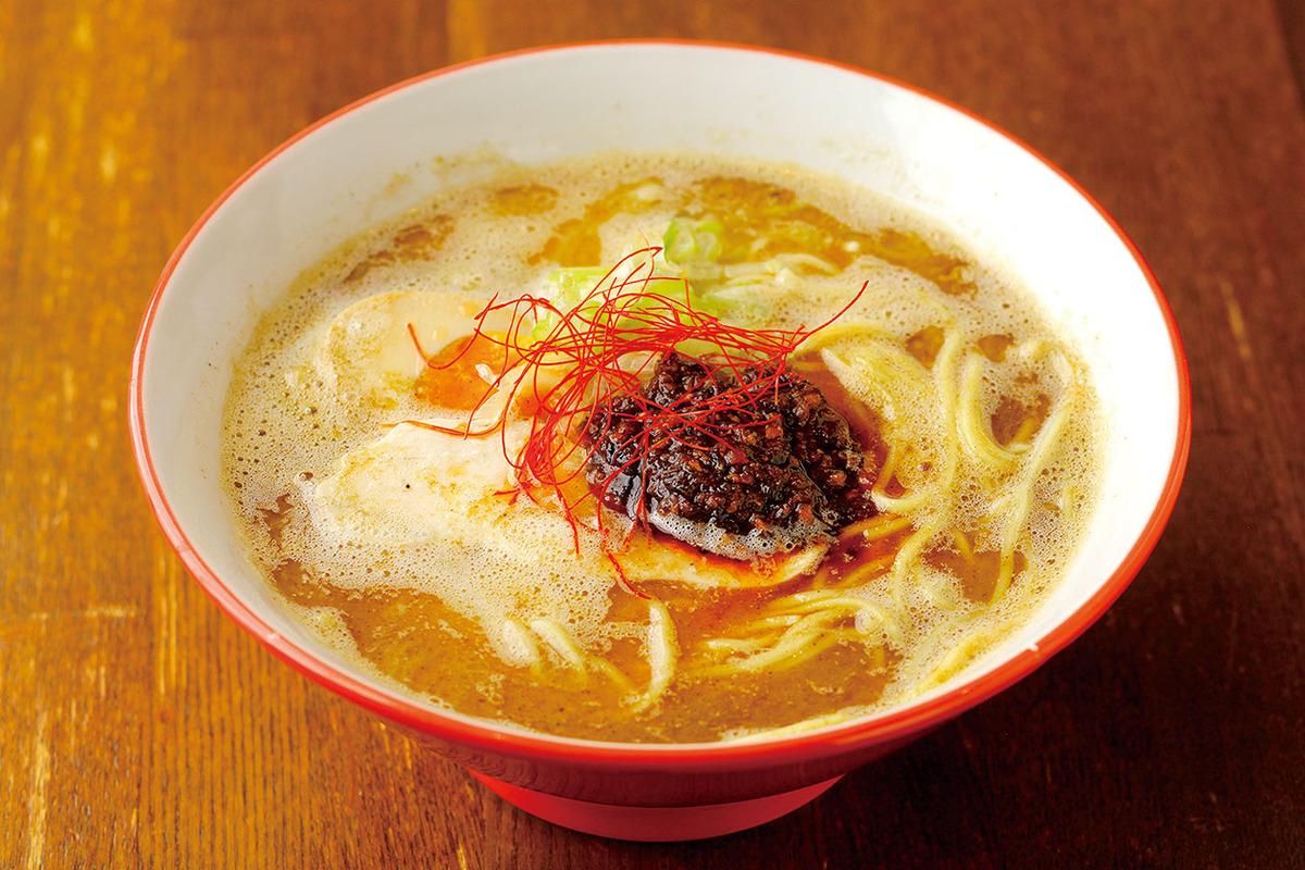 甘海老ラーメン(塩・正油)