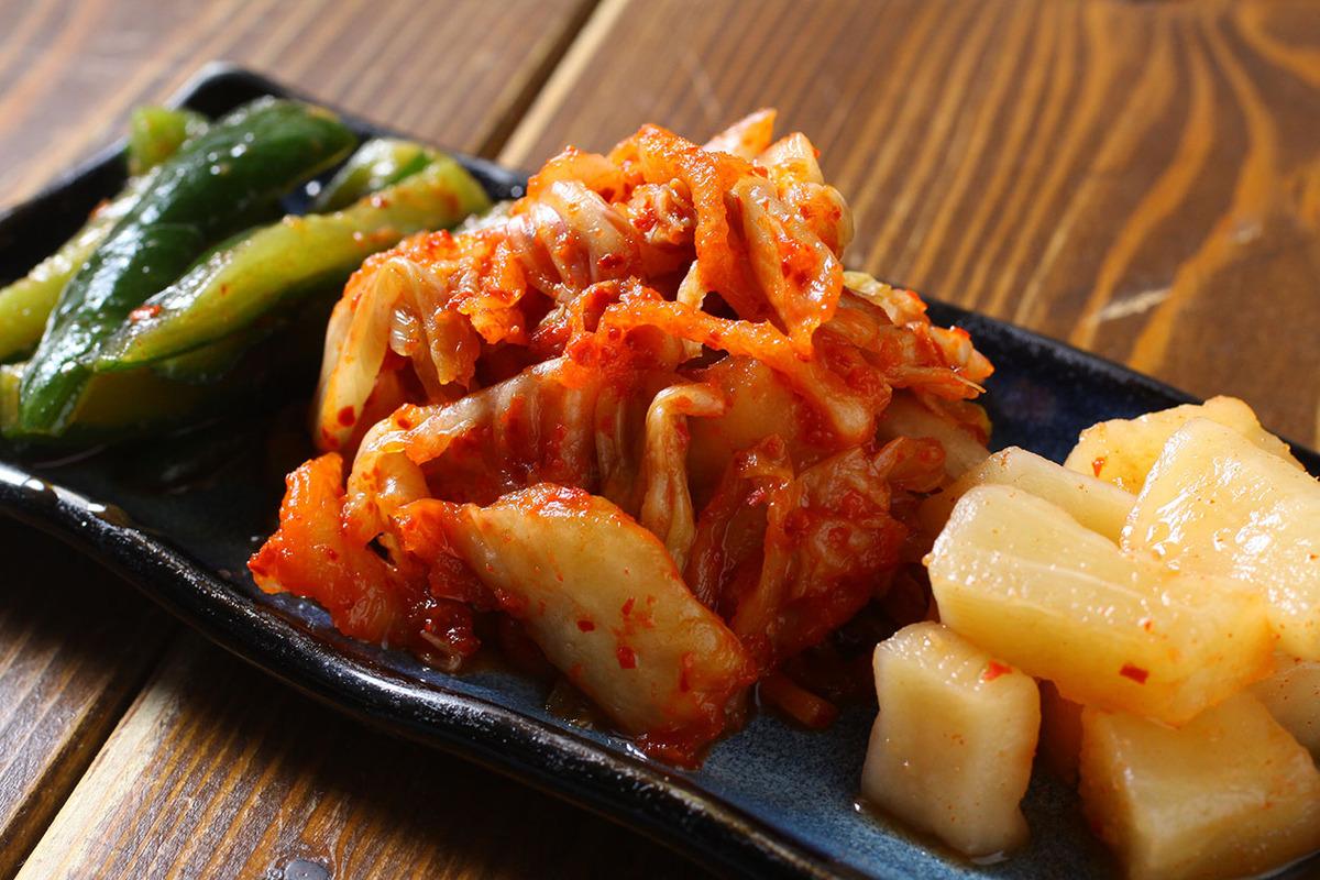 キム盛(3種盛)