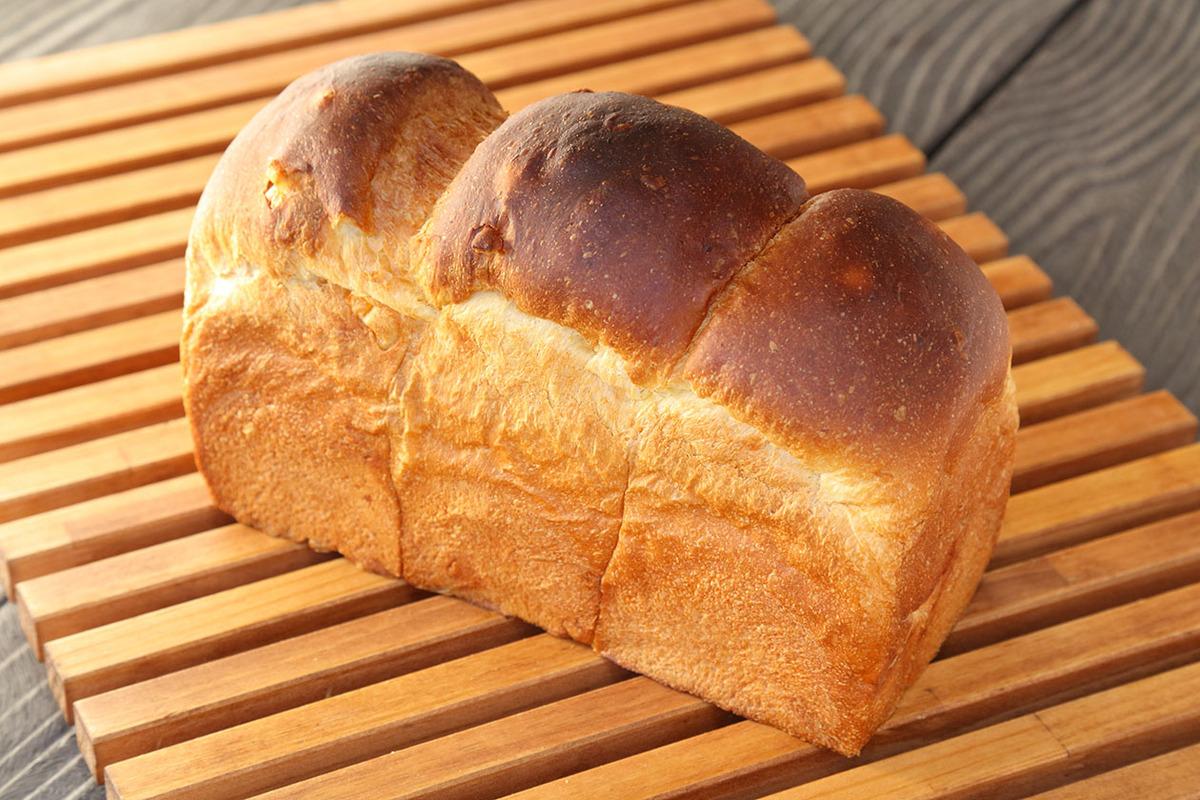 オレンジ食パン