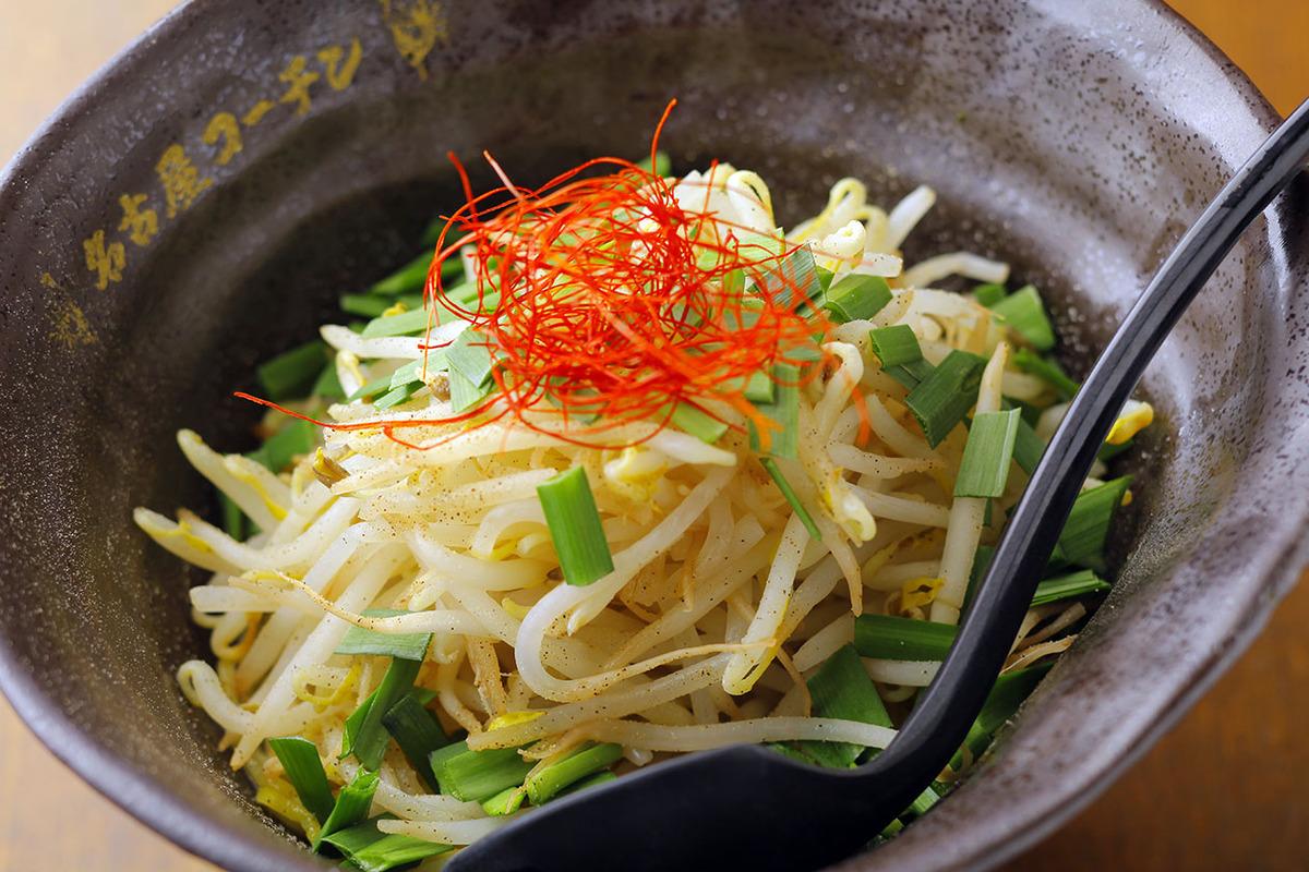 もやし清湯ラーメン(味噌・正油・ベトコン)