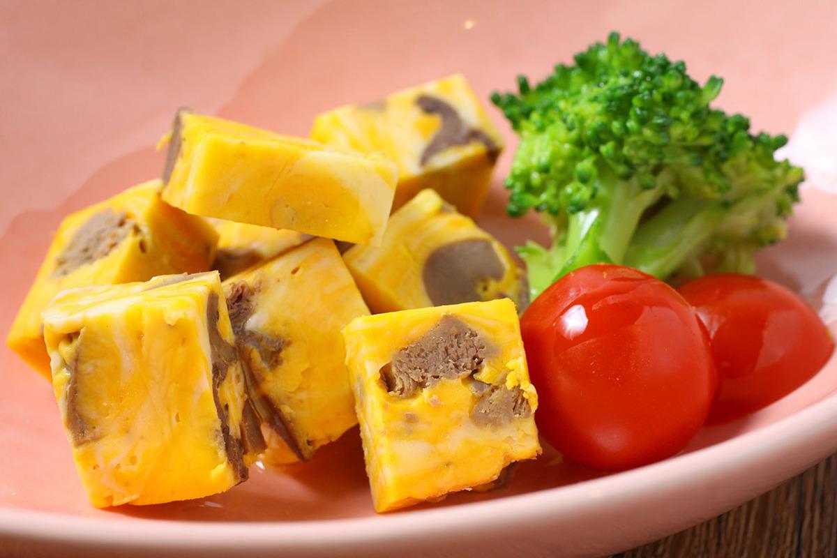 鳥肝チーズ