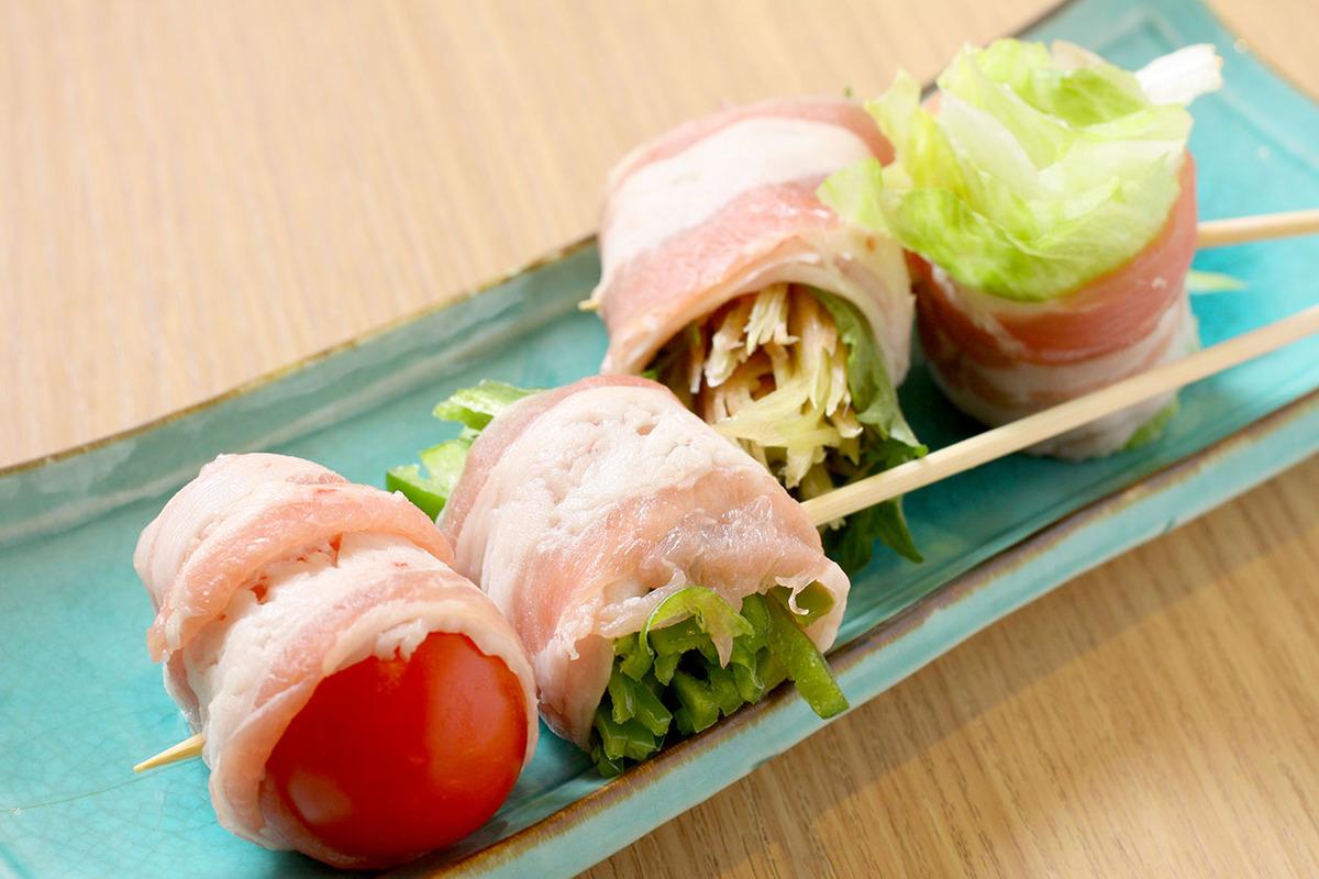 野菜串(2本)