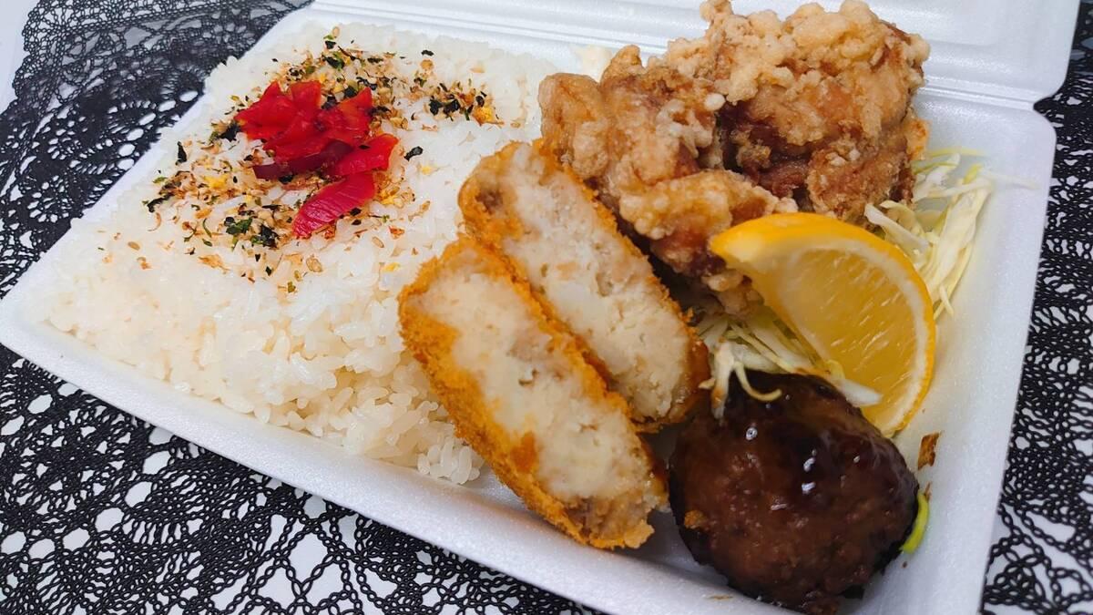 学生応援弁当(18時〜) がんばってる学生さんにお値打ち価格のお弁当です