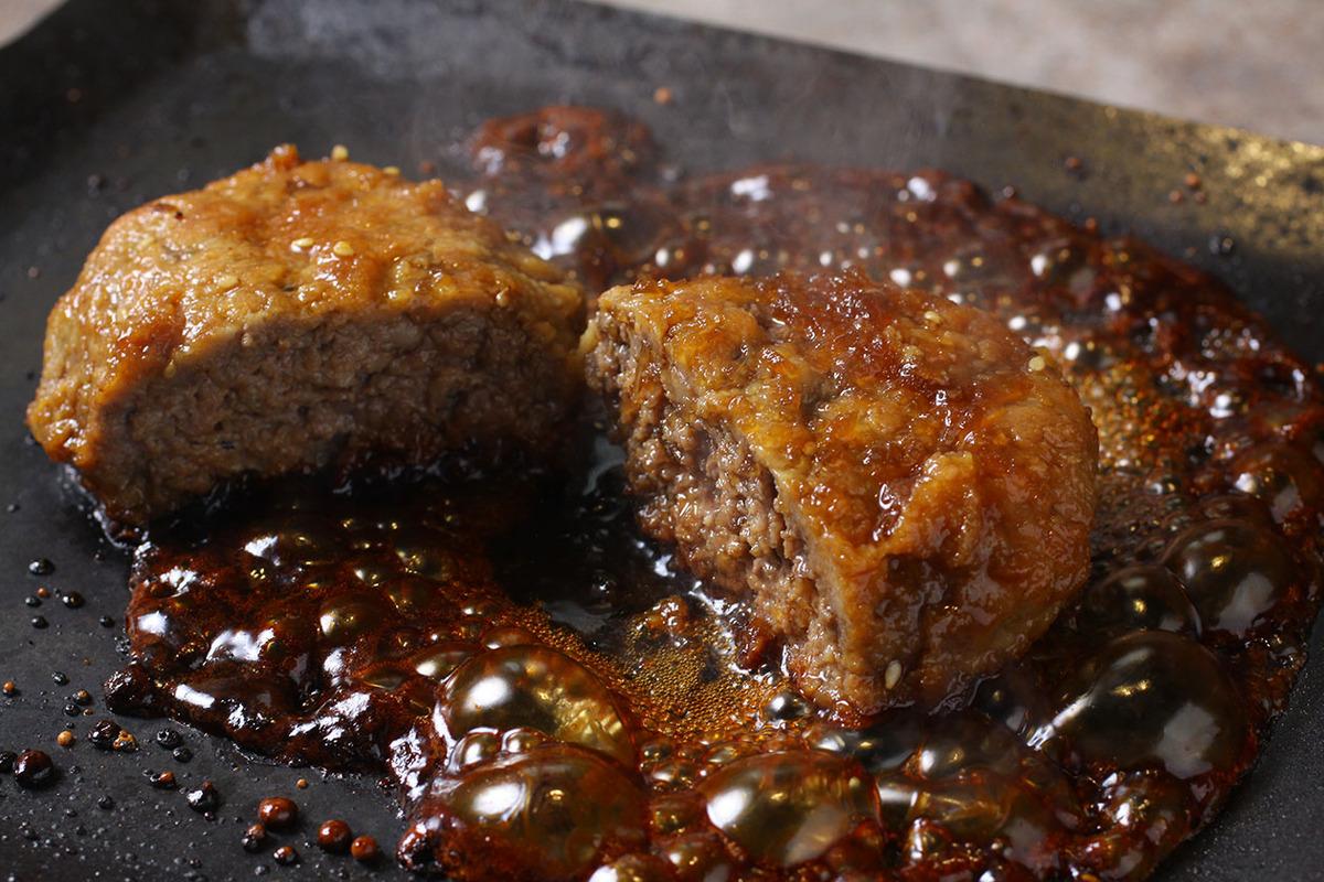 黒毛和牛ハンバーグ