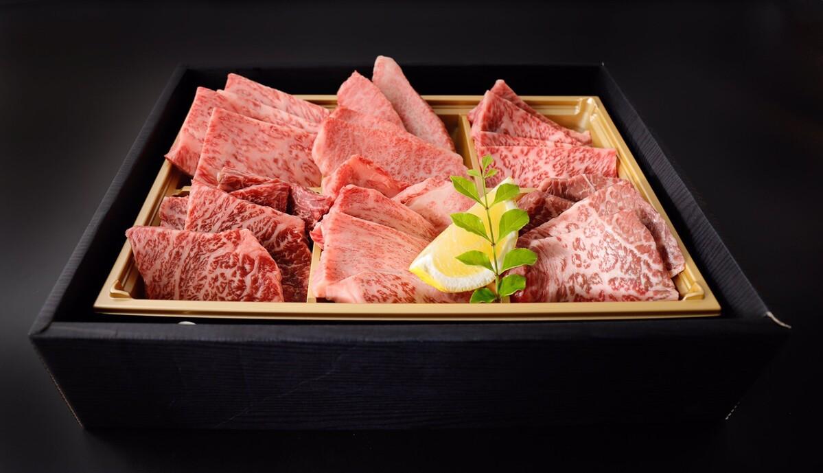 焼肉セット 世界最高峰 神戸牛 お中元 熨斗対応可 6種