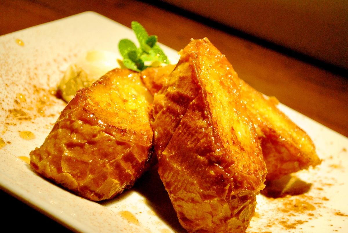 フレンチトースト(メイプル&シナモン)