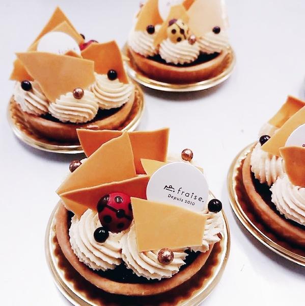 limited★Tarte au chocolat
