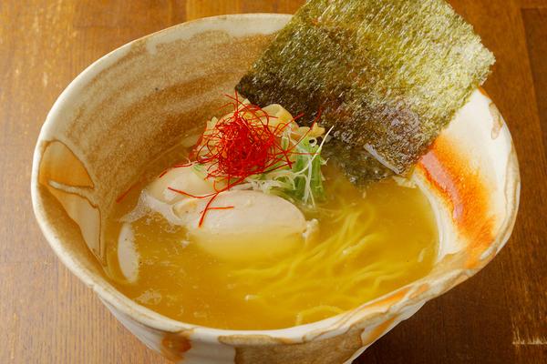 清湯らーめん(塩・正油・味噌)