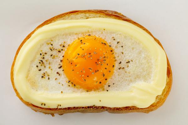 エッグトースト