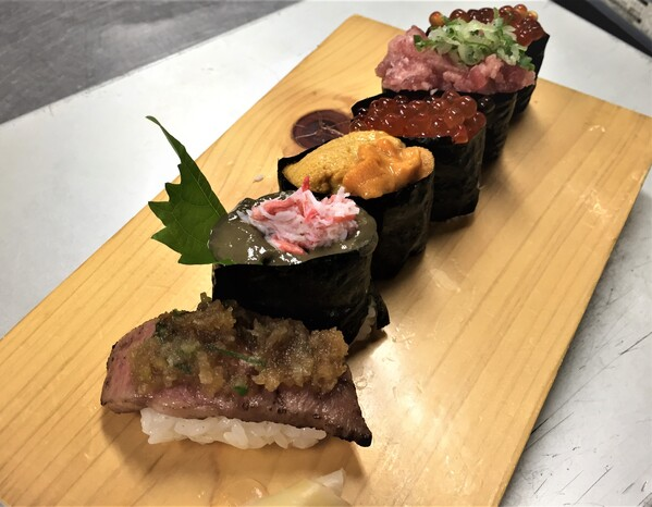 寿司屋のにぎり