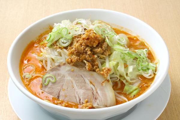 辛味噌 二郎らーめん(並麺240g)