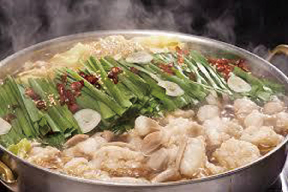 ●手羽先唐揚&もつ鍋 宴会コース