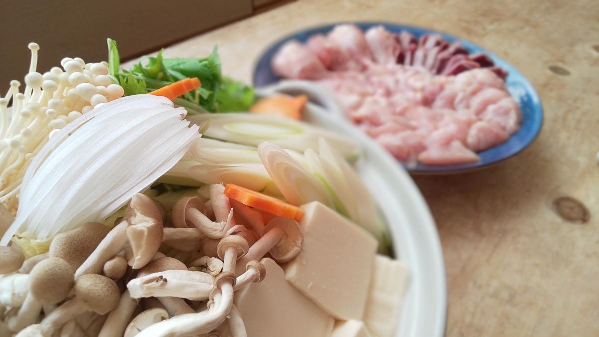坦々鍋/鶏鍋/海鮮鍋(10月~3月)