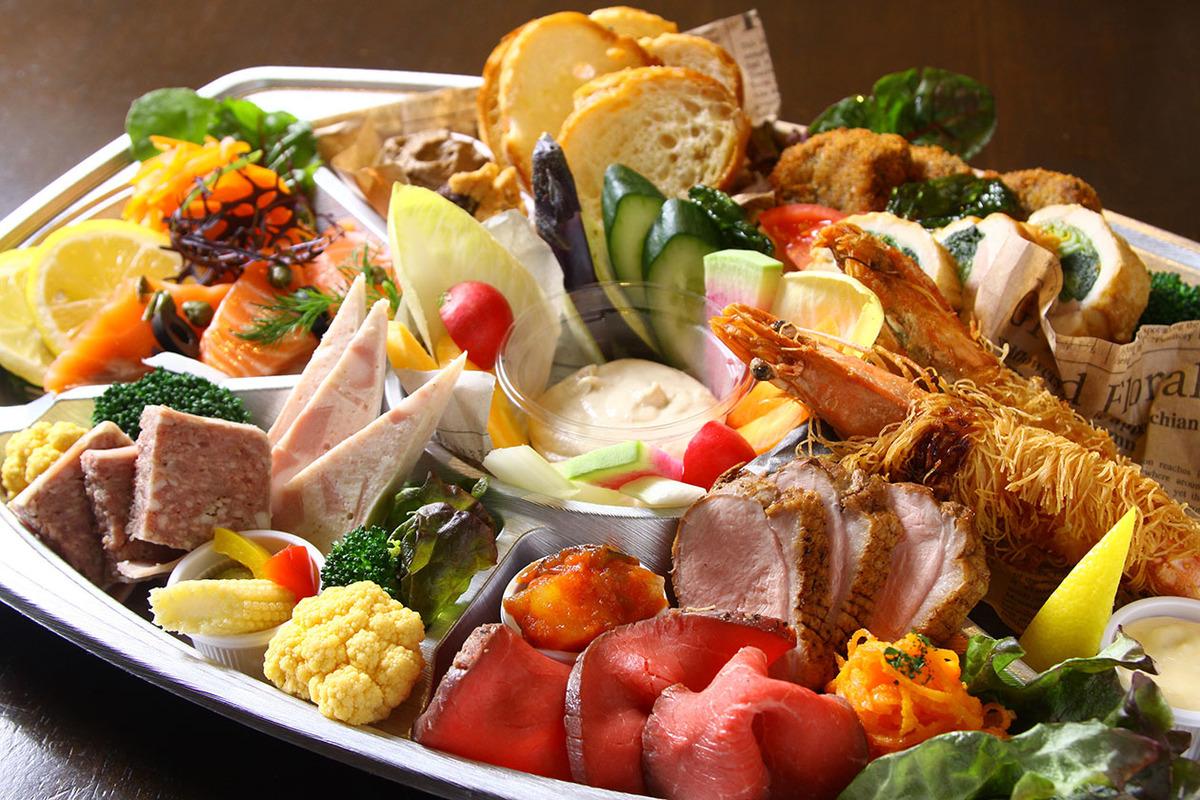 ☆★Italian party menu [テイクアウトオードブル]★☆