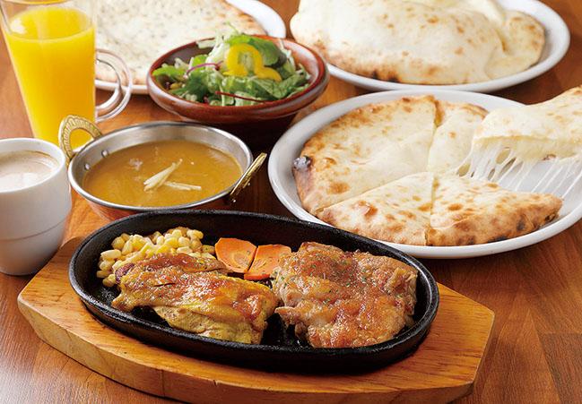 indian restaurant ナンハウス 豊田美里店