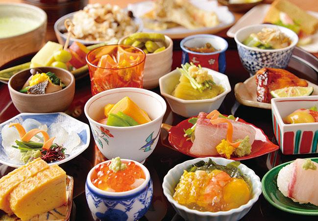 日本料理 且座(しゃざ)
